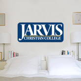 2 ft x 4 ft Fan WallSkinz-Jarvis Christian College - Institutional Mark