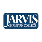 Medium Decal-Jarvis Christian College - Institutional Mark, 8 inches wide