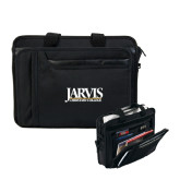 Paragon Black Compu Brief-Jarvis Christian College - Institutional Mark
