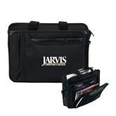 Paragon Black Compu Brief-Jarvis Christian College - Institutional Mark