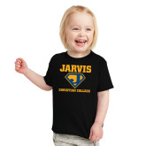 Toddler Black T Shirt-Super J