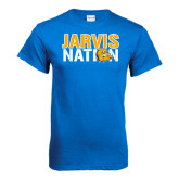 Royal T Shirt-Jarvis Nation