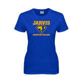 Ladies Royal T Shirt-Super J