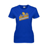 Ladies Royal T Shirt-Est. 1912 Bulldogs