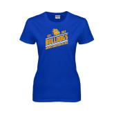Ladies Royal T Shirt-Est. 1912 Bulldogs