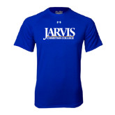 Under Armour Royal Tech Tee-Jarvis Christian College - Institutional Mark