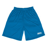 Performance Classic Royal 9 Inch Short-Jarvis Christian College - Institutional Mark