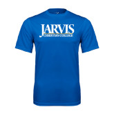 Syntrel Performance Royal Tee-Jarvis Christian College - Institutional Mark