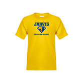 Youth Gold T Shirt-Super J