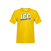Youth Gold T Shirt-JCC Bulldogs