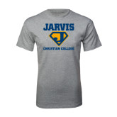 Grey T Shirt-Super J