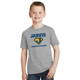 Youth Grey T-Shirt-Super J