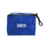 Six Pack Royal Cooler-Jarvis Christian College - Institutional Mark