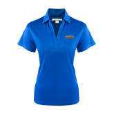 Ladies Royal Performance Fine Jacquard Polo-Arched Jarvis Christian College Bulldogs