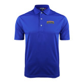 Royal Dry Mesh Polo-Arched Jarvis Christian College Bulldogs