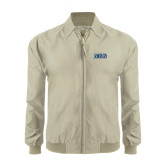 Khaki Players Jacket-Jarvis Christian College - Institutional Mark