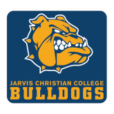 Large Magnet-Jarvis Chrsitian College Bulldogs w/ Major Stacked, 12 inches wide