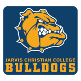 Extra Large Magnet-Jarvis Chrsitian College Bulldogs w/ Major Stacked, 18 inches wide