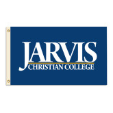 3 ft x 5 ft Flag-Jarvis Christian College - Institutional Mark