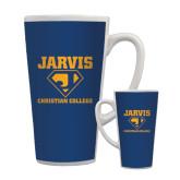 Full Color Latte Mug 17oz-Super J