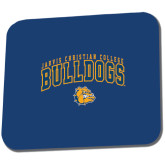 Full Color Mousepad-Arched Jarvis Chrsitian Bulldogs w/ Major