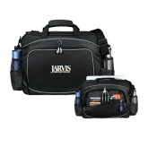 Hive Checkpoint Friendly Black Compu Case-Jarvis Christian College - Institutional Mark