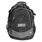 High Sierra Black Titan Day Pack-Jarvis Christian College - Institutional Mark