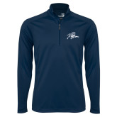 Syntrel Navy Interlock 1/4 Zip-Tiger