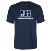 Syntrel Performance Navy Tee-Basketball