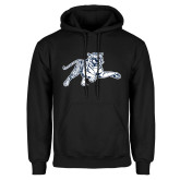 Black Fleece Hoodie-Tiger