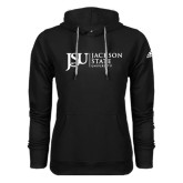 Adidas Climawarm Black Team Issue Hoodie-JSU Jackson State University