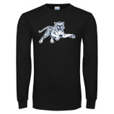 Black Long Sleeve TShirt-Tiger
