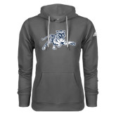 Adidas Climawarm Charcoal Team Issue Hoodie-Tiger