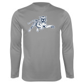 Performance Steel Longsleeve Shirt-Tiger