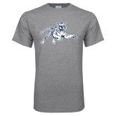 Grey T Shirt-Tiger