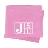 Pink Sweatshirt Blanket-Official Logo