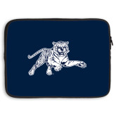 15 inch Neoprene Laptop Sleeve-Tiger
