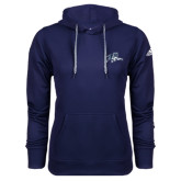 Adidas Climawarm Navy Team Issue Hoodie-Tiger