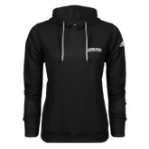 Adidas Climawarm Black Team Issue Hoodie-Arched Jackson State University