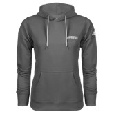 Adidas Climawarm Charcoal Team Issue Hoodie-Arched Jackson State University