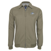 Khaki Players Jacket-Tiger