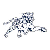Medium Magnet-Tiger, 8 inches wide