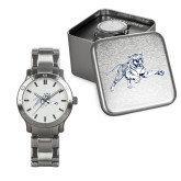 Mens Stainless Steel Fashion Watch-Tiger