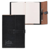 Fabrizio Junior Black Portfolio w/Loop Closure-jda, Personalized