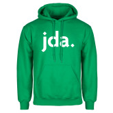 Kelly Green Fleece Hoodie-jda