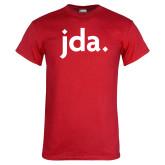 Red T Shirt-jda