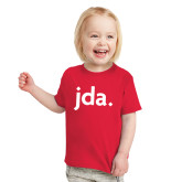 Toddler Red T Shirt-jda