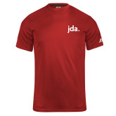 Russell Core Performance Red Tee-jda - 2 inches wide