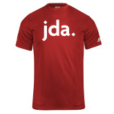 Russell Core Performance Red Tee-jda