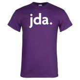 Purple T Shirt-jda